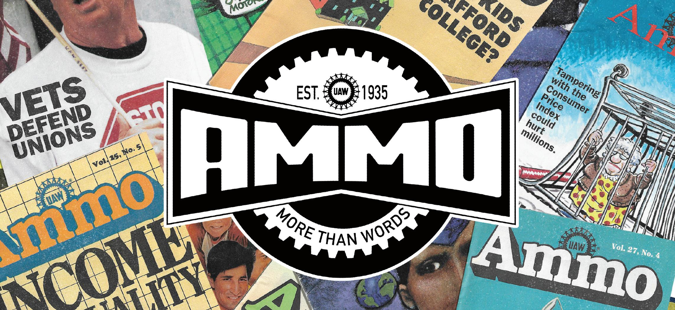 Ammo: More than Words